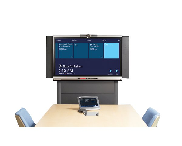 Smart room displays